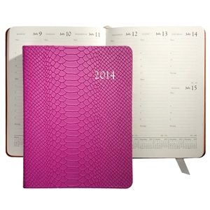 I could not get by without my organizer from graphic images...the python cover makes me smile everyday! graphicimages.com