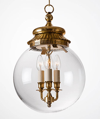 Charles Edwards Pagoda Globe