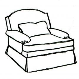 Bagley Club Chair