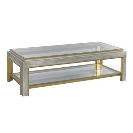 lillian august oliver coffee table