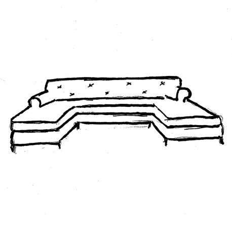 Sophisticated Sectional